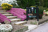 Durham City Golf Club - 'T' box marker and advertising display (This item can be self funding within a year and go on to provide a revenue stream)