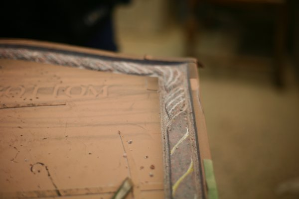 Carving Stage